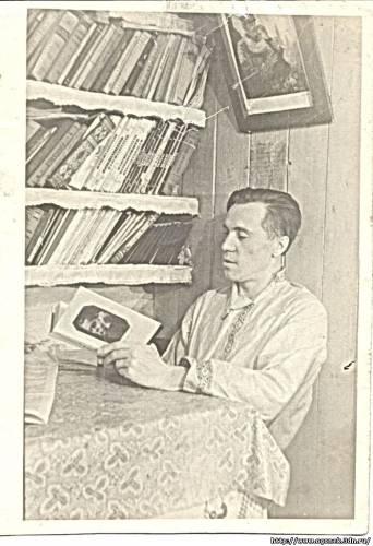 Виктор Астафьев