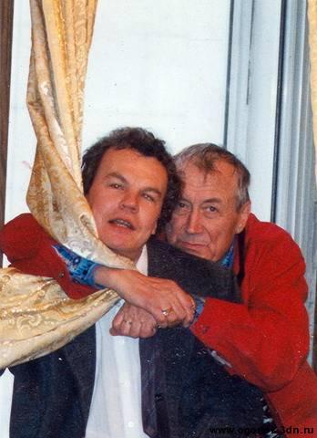 Беликов и Евтушенко